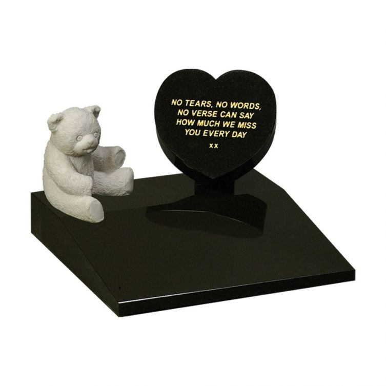 Teddy and Heart Memorial image 1