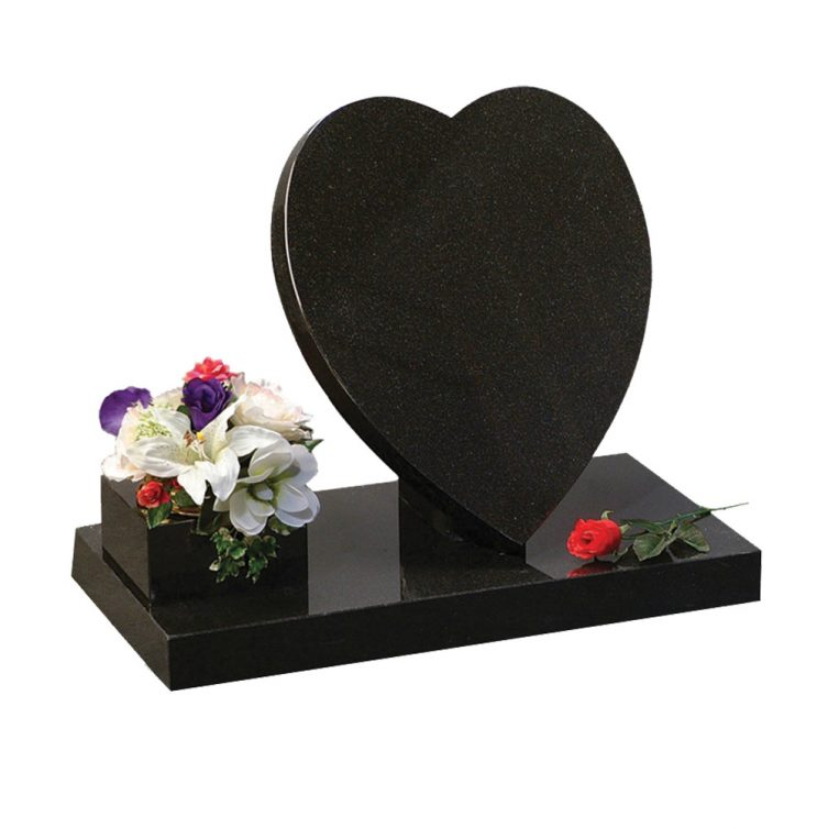 Heart and Vase Small Memorial image 1