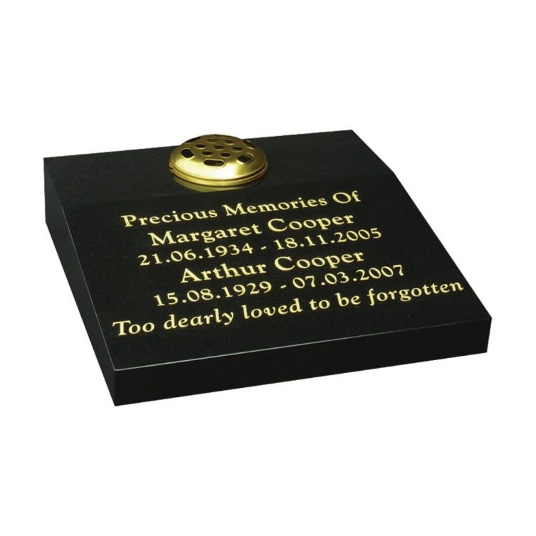 Desk Tablet Small Memorial