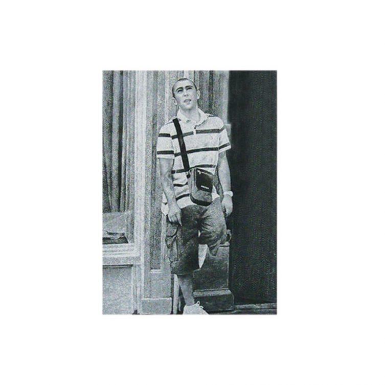 Large Portrait Etching image 1