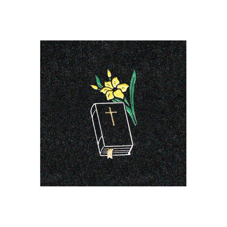 Daffodil & Bible