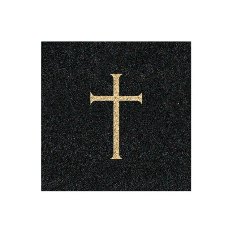 Classic Gilded Cross