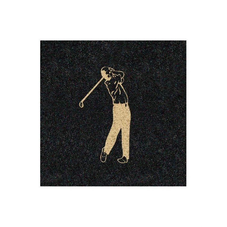 Golfer image 1