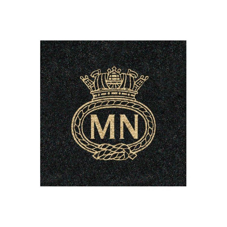 Merchant Navy Badge image 1