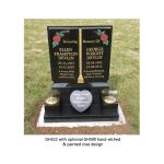Gilded Book Headstone image 4 thumbnail