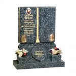 Gilded Book Headstone image 3 thumbnail