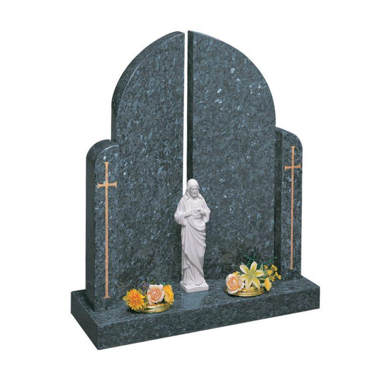 Sacred Heart at Gates Headstone image 1