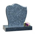 Irregular Shaped Headstone image 2 thumbnail