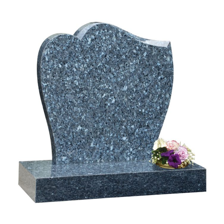 Irregular Shaped Headstone image 1