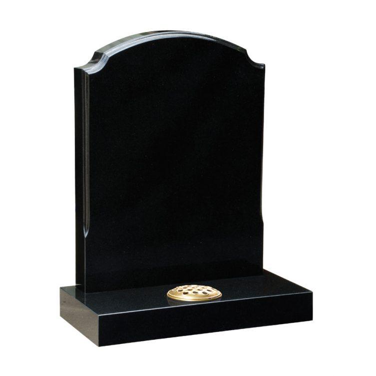 Arc Top Headstone