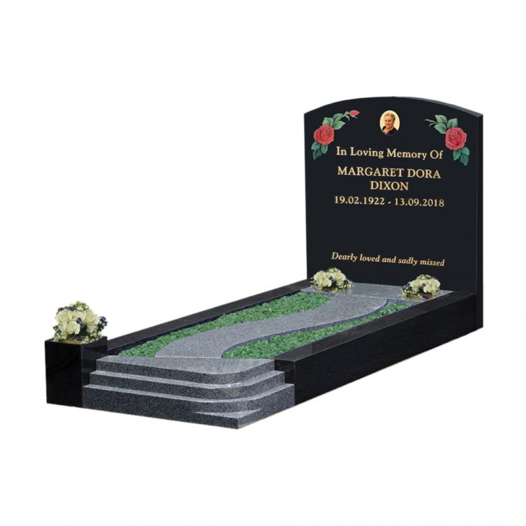 Kerbed Memorials products