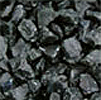 Black Chippings Sample