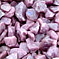 Lilac Chippings Sample