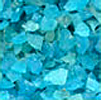 Turquoise Chippings Sample