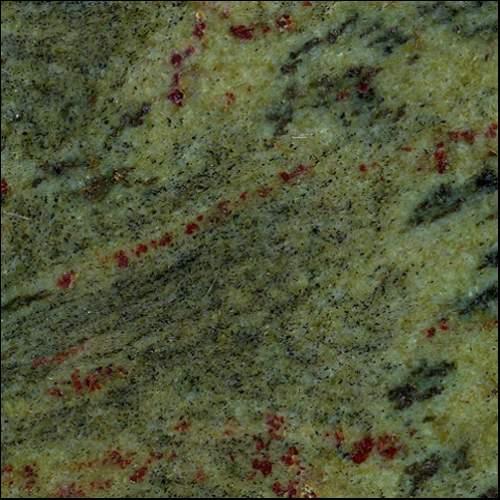 Tropical Green Granite Sample